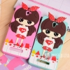 Oppo Find Way S - Girl silicone Case [Pre-Order]