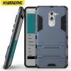 Case Huawei GR5 2017- เคสไฮบริด เกราะวัสดุผสม พับขาตั้งได้ เกรดA [Pre-Order]