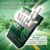 Kool(กลิ่นเหมือนสายฝน)น้ำยาบุหรี่ไฟฟ้า เกรด premium 10ml/80บาท