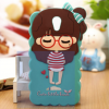 Oppo Find Way - Girl Silicone Case[Pre-Order]
