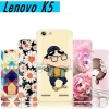 เคส Lenovo K5/K5Plus - Cartoon Hard Case [Pre-Order]