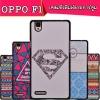 เคส Oppo F1- เคสแข็งลายการ์ตูน #5[Pre-Order]