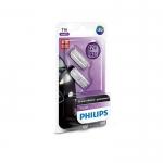 Philips หลอดไฟหรี่ LED T10 Vision 6000K