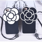 เคสมือถือ Vivo Y55 - ซิลิโคนรูปดอกไม้(Pre-Order)