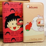 HTC One SV - Molang Diary Case [Pre-Order]