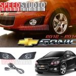 ไฟตัดหมอก Chevrolet Sonic 2012 - 2014