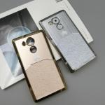 เคสมือถือ Huawei Mate8 - เคสแข็งชุบโลหะ [Pre-Order]
