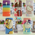 Sony Xperia Ion - Cartoon hard Case [Pre-order]