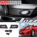 ไฟตัดหมอก สปอร์ทไลท์ Honda jazz  2011 -  2013 ( ตัว Top / sv )