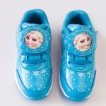 พร้อมส่งค่ะ รองเท้าเด็กเจ้าหญิงElsa น่ารักมากค่ะ งานสวยมากค่ะ เหลือไซส์ 26/30
