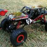 รภไต่หิน1/10 4WD