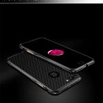 เคสมือถือ iPhone7Plus-- เคสขอบโลหะ แถมแผ่นหลังเคฟล่า [Pre-Order]
