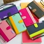 Sony Xperia TX - 2Tone Style Diary Case [Pre-Order]