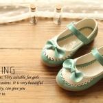 ❤❤S60 : รองเท้าคัชชูเด็กผู้หญิง ไม่มีส้น ❤❤
