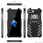 เคสมือถือ iPhone7- เคสโลหะประกอบ The Dark Knight [Pre-Order]
