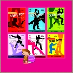 ชุด เครซี่ 1-6 ร้อนนักรักนี้ ทั้งหัวใจมีไว้รักเธอ เทพบุตรสุดอันตราย จุมพิตพิชิตใจ แม่ตัวร้ายยังไงก็รัก รักนี้ที่แสนหวาน Crazy 1-6 The Mission: Crazy Hot : Crazy Cool : Crazy Wild : Crazy Kisses : Crazy Love : Crazy Sweet ทาร่า แจนเซ่น (Tara Janzen) จิต