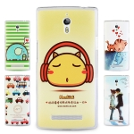 Oppo Find 7- Cartoon Hard Case#2 [Pre-Order]