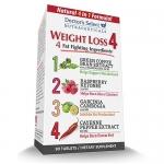 Weight Loss 4 (เวจท์ลอส 4) อาหารเสริมลดน้ำหนักตัวใหม่ มาแรงมากๆ ที่อเมริกาตอนนี้ เปิดตัวเมื่อต้นปี 2014 เพิ่มเผาผลาญ พร้อมลดหิว มีขายที่ช็อป GNC และตามห้าง Walmart, ปลอดภัย ธรรมชาติ100%