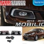 ไฟตัดหมอก สปอร์ทไลท์ Honda mobilio 2014 2015