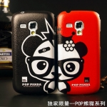 Samsung galaxy S Duos,S Duos 2- cartoon hard case [Pre-Order]