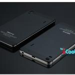 เคส Lenovo A7000/K3 Note -กรอบหลัง Metal Case [Pre-order]