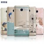 เคสมือถือ Huawei GR5 - เคสนิ่มใส พิมพ์ลาย ราคาถูก [Pre-Order]