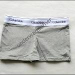 กางเกงชั้นใน CK สีเทา แบบเต็มตัว