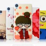 HTC Desire 820,820s - Cartoon hard case#2 [Pre-Order]