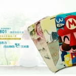 HTC (The New) One M7 - Cartoon Diary case [Pre-Order]