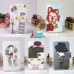 HTC AMAZE 4G - Cartoon Diary Case [Pre-Order]