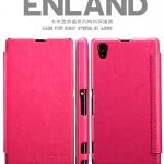 เคส Sony Xperia Z1 - Enland Diary Case [Pre-order]
