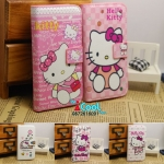 HTC J z321e - Hello Kitty Diary Case [Pre-Order]