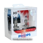 Philips หลอดไฟหน้า H1 X-TREME VISION PLUS 100% 12V 60/55w