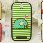 HTC One SV - Cartoon Silicone Case#2 [Pre-Order]