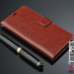 เคส Vivo Y37 -Leather Diary case[Pre-Order]