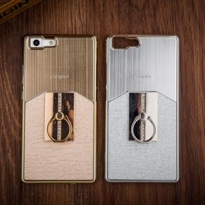 เคส OPPO R5- เคสแข็งสีโลหะชุบ case [Pre-Order]