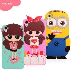 HTC Desire 826 -TN silicone Case [Pre-Order]