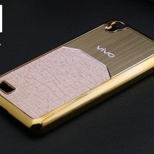 เคส Vivo Y31 - Metalic Hard Case [Pre-order]