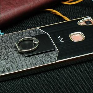 เคสมือถือ Vivo V3- เคสแข็งชุบสีโลหะ[Pre-Order]