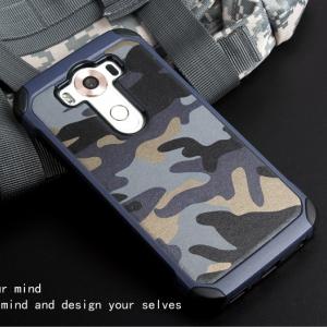 เคสมือถือ LG V10 - เคสลายทหาร NX Case (พรีออเดอร์)