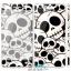 เคส OPPO R1L, R1s - ฟิล์มสติ๊กเกอร์ ลายการ์ตูน#1 [Pre-Order] thumbnail 16