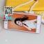 เคสOppo Mirror5 Lite a33 - เคสนิ่มกระต่ายประดับเพชร หูพับตั้งได้ [Pre-Order] thumbnail 5