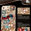 เคส Oppo F1 Plus - เคสแข็งประดับคริสตัล เลิศหรู อลังการ [Pre-Order] thumbnail 5