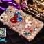 เคส Oppo F1 Plus - เคสแข็งประดับคริสตัล เลิศหรู อลังการ [Pre-Order] thumbnail 10