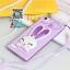 เคสOppo Mirror5 Lite a33 - เคสนิ่มกระต่ายประดับเพชร หูพับตั้งได้ [Pre-Order] thumbnail 9