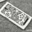 เคสมือถือ Oppo Find 7- เคสฉลุลายดอกไม้งานวินเทจ Case [Pre-Order] thumbnail 4