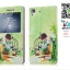 เคส OPPO R7 Lite - เคสฝาพับลายการ์ตูน#2[Pre-Order] thumbnail 12