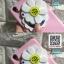 เคสมือถือ OPPO A37- เคสแข็งติดดอกไม้ หมุนดอกมีกระจก น่ารัก[Pre-Order] thumbnail 2
