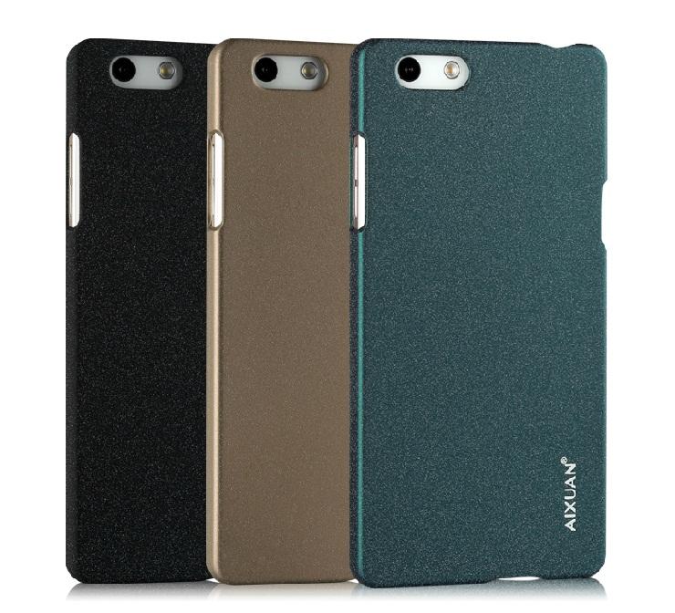 เคส OPPO R1L, R1s - Aixuan Sand Hard Case [Pre-Order]