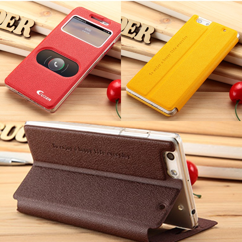 เคส OPPO Find 5 Mini - Leather Case [Pre-Order]